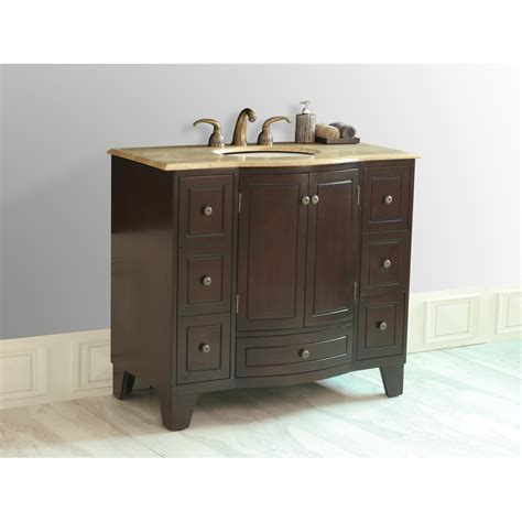 Vanity Grand by Stufurhome 40 Quot Grand Cheswick Single Sink Vanity With