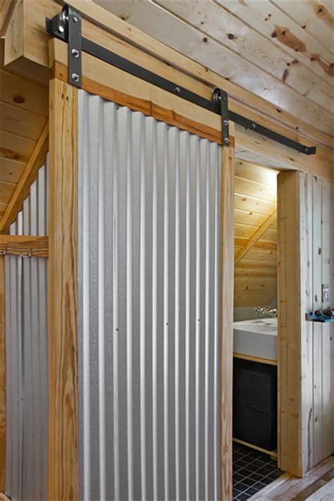Aluminum Barn Doors Galvanized And Metal Decor Farmhouse Friday 18 Knick Of Time