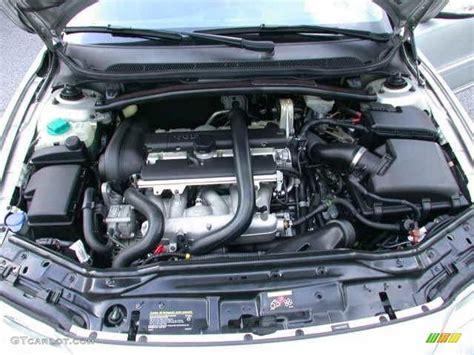 2007 volvo s60 2 5t 2 5 liter turbocharged dohc 20 valve 5