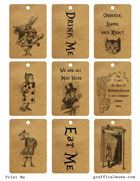 printable pictures alice in wonderland 1000 images about altered art wonderland theme idea