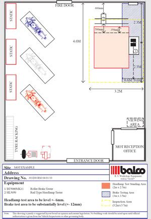 workshop layout diagram mot layout rs workshop equipment