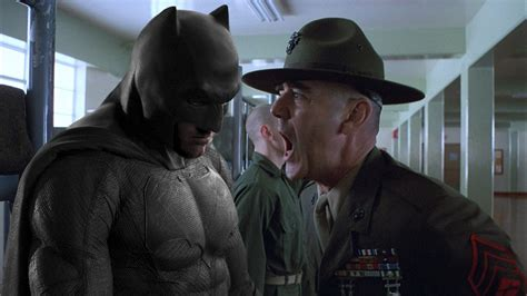 Full Metal Jacket Meme - batman full metal jacket blank template imgflip