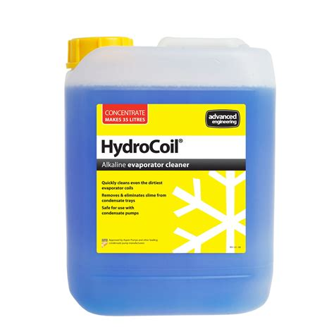 Ac Cleaner advanced engineering hydrocoil 5 litre