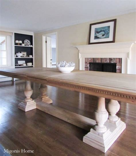 restoration hardware dining room table restoration hardware dining room table migonis home