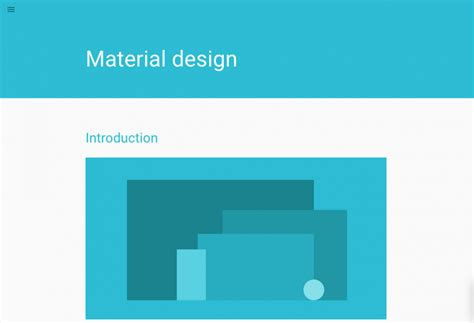 google design week google on its material design guidelines quot they re a