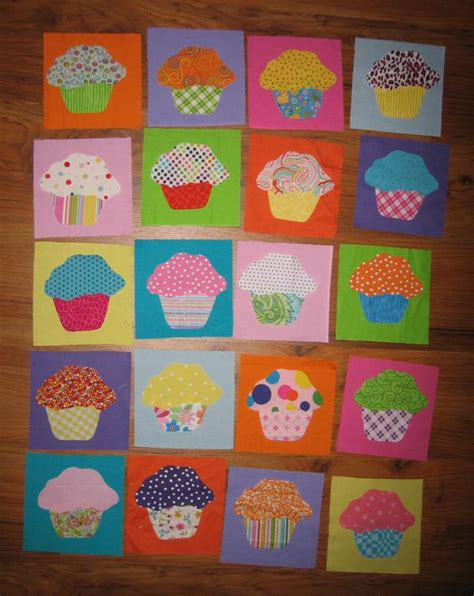 Cupcake Quilt by Cupcake Quilt In The