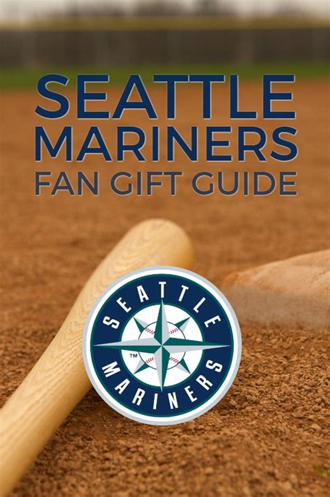 Seattle Mariners Fan Gift Guide Frugal Living Nw