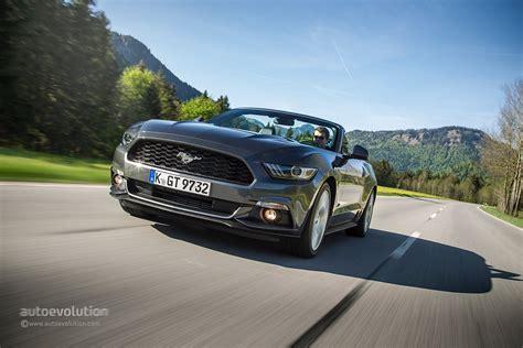 Autoversicherungen Test 2015 by 2015 Ford Mustang Review Autoevolution