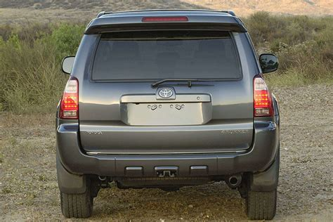 2006 Toyota 4runner Reviews 2006 Toyota 4runner Reviews Specs And Prices Cars