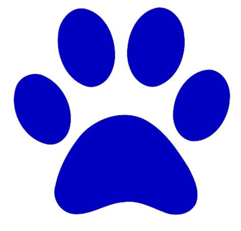paw logo with du clipart best