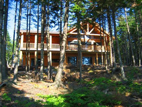 Acadia Maine Cabins by Gouldsboro Vacation Rental Vrbo 388406ha 3 Br Acadia
