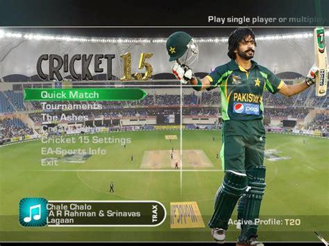 ea racing games free download full version download ea sports cricket 2015 game for pc full version