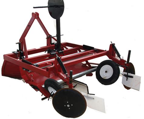 Landscape Fabric Tractor Supply The Compact Mulch Layer Lays Plastic With A 30hp Tractor