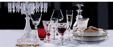 baccarat bicchieri baccarat cristallerie corbellange
