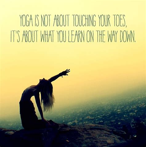 Fast Letting Go Yoga Quotes