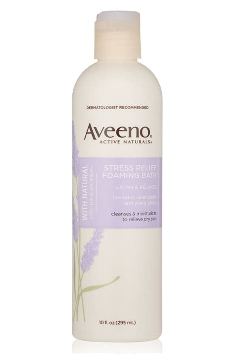 aveeno skin relief shower and bath the best baths