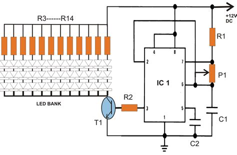 Solar Light Schematic Solar Light Circuit Solar Lights Blackhydraarmouries