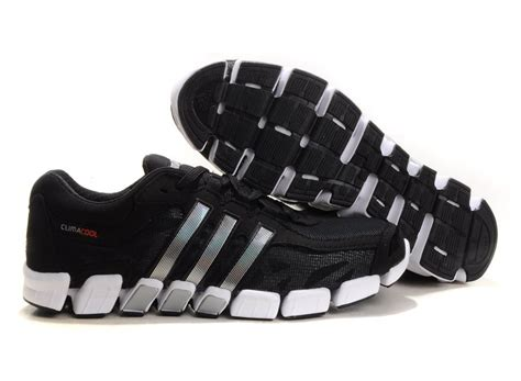 black and white adidas running shoes adidas climacool freshride running shoes black white