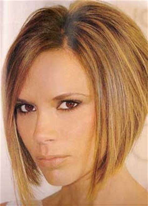 bob hairstyles in zambia victoria beckham bob haircut back view