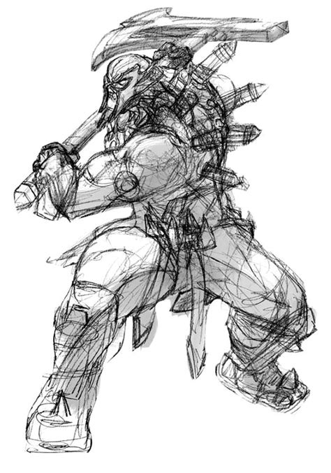 Sketches Here And There Summary by Soul Calibur 5 Tfg Review Gallery