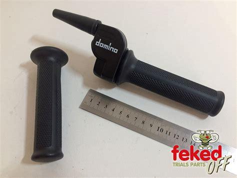 Handgrip Domino trials bike parts parts twistgrips grips domino twist grip