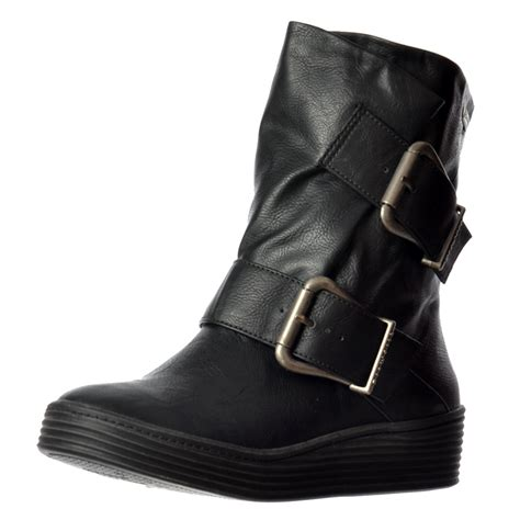 blowfish barnaby wide fitting winter ankle boot