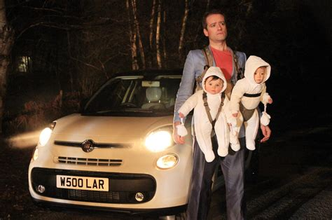 Fiat Wedding Commercial Fiat 500l Welcome To The Fatherhood Autoevolution