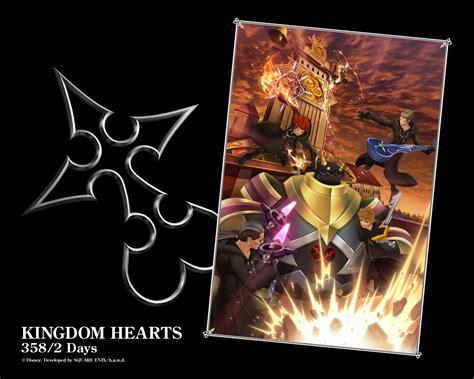 kingdom hearts 358 2 days kingdom hearts 358 2 days 213025 zerochan