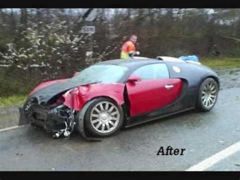 bugatti crash slide of bugatti veyron crash surrey youtube