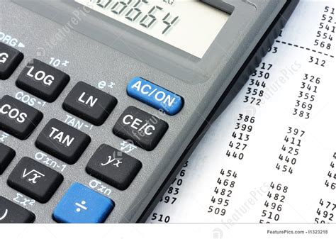 calculator numbers calculator and numbers stock picture i1323218 at featurepics