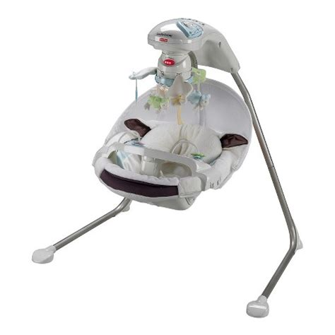 my lil lamb swing fisher price my little lamb cradle n swing target