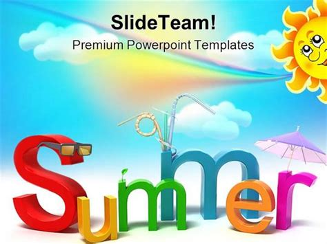 Summer Powerpoint Templates The Highest Quality Summer Template Powerpoint