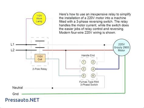 furnas motor starter wiring diagram gallery wiring
