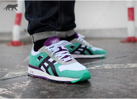 the gallery for gt black blue and purple hair asics gt ii quot mint purple black white quot sbd