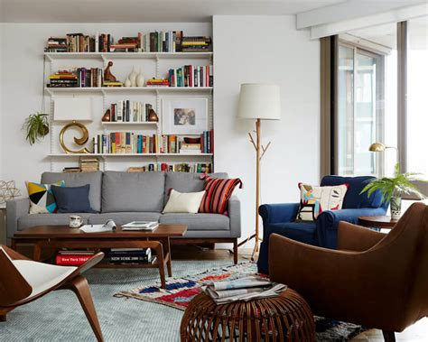 2 Rugs In One Room by How To Mix Rugs In The Same Room Emily Henderson