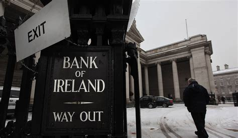 bank ireland shares bank of ireland cancels 97 of shares in stock consolidation