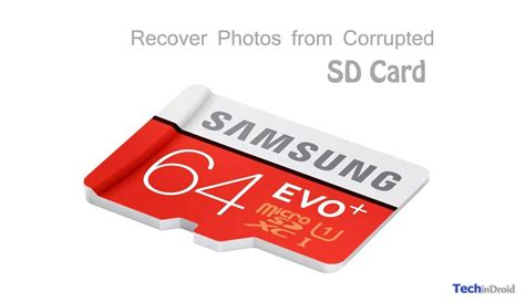 How To Fix Corrupted Images On Android how to recover images from corrupted microsd cards fix