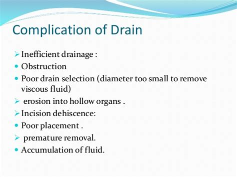 surgical drain fluid color surgical drains
