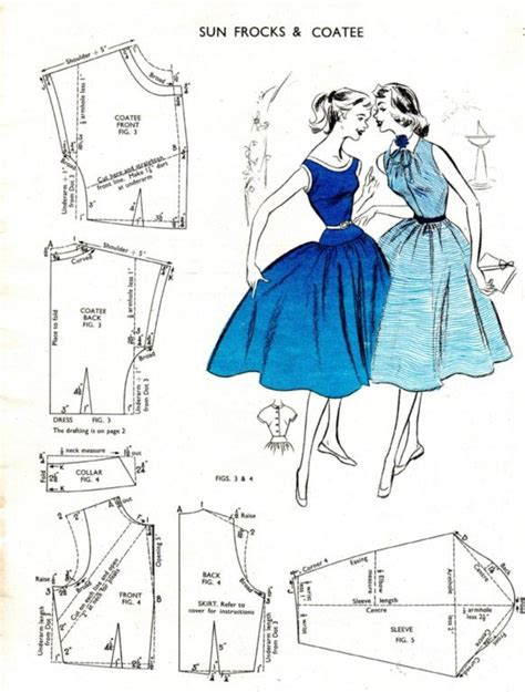 pattern sewing online dress sew patterns free images