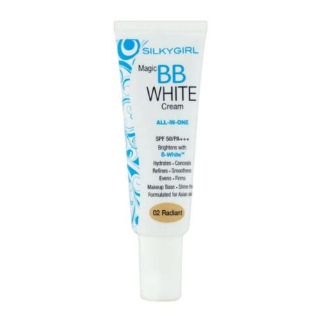 Silkygirl Magic Bb White Spf45 silkygirl magic bb white 02 reviews