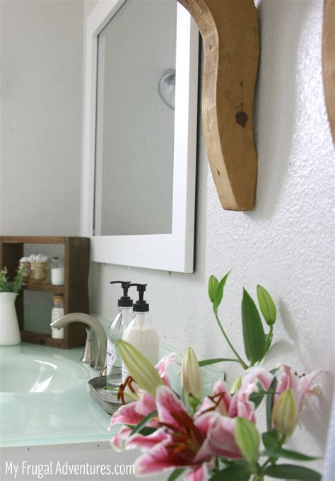 how to add a frame to a bathroom mirror how to add a frame to your bathroom mirror