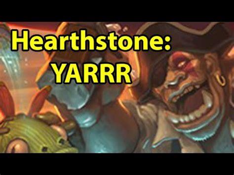 Hearthstone Pirate Deck by Hearthstone Yarrr Pirate Deck