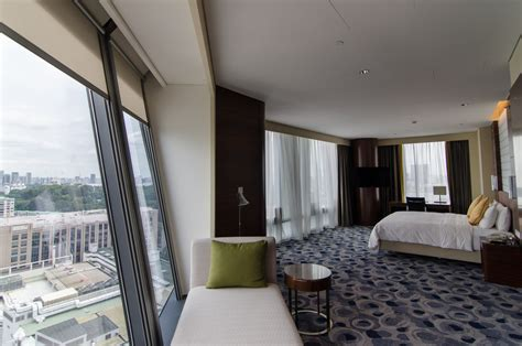 room suite accommodation orchard gateway singapore hotel review hotel jen orchardgateway singapore panorama