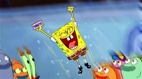 party boat ending regarding the end of the spongebob movie 2004 bikini