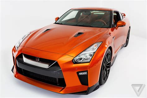 nissan gtr o 60 the 2017 nissan gt r is a more civilized more powerful