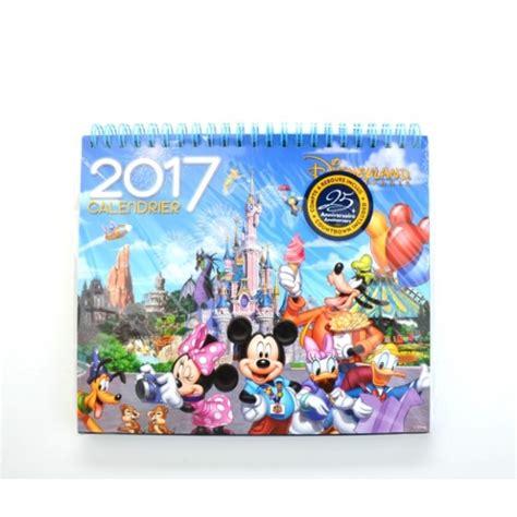 Disneyland Calendar Disneyland 2017 Desk Calendar
