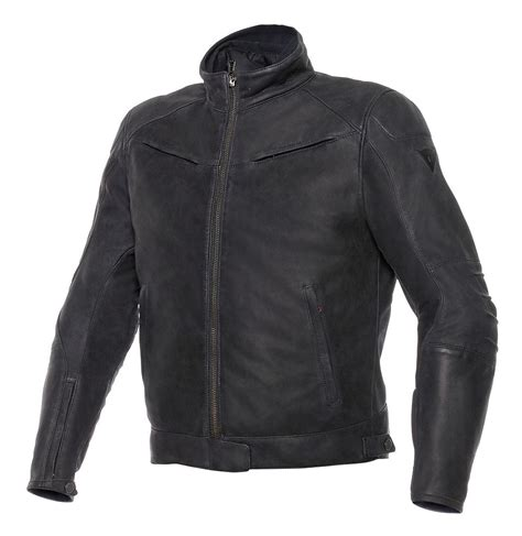 Blackhawk Leather Black dainese black hawk leather jacket sz 54 only 25