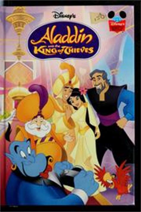 disney's aladdin and the king of thieves (1996 edition