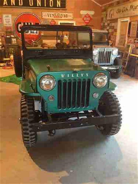 find   willys jeep cjb   haven vermont