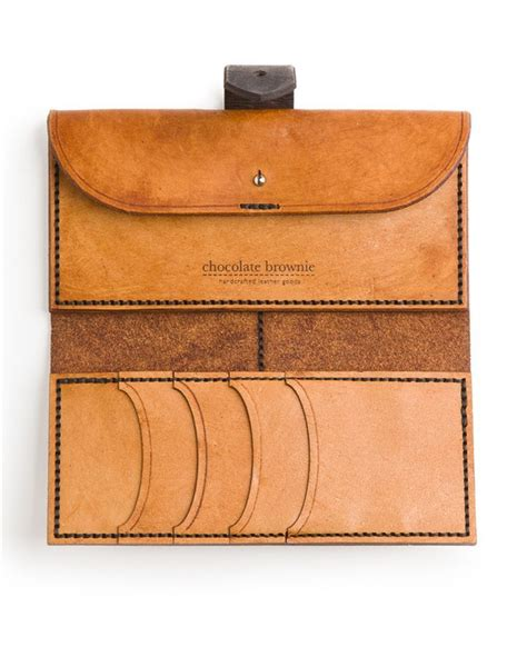 leather wallet template 4813 best handmade leather images on leather